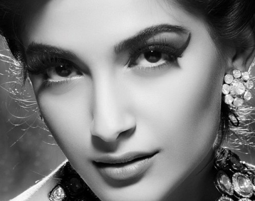 sonam-kapoor-bollywood-vintage-look