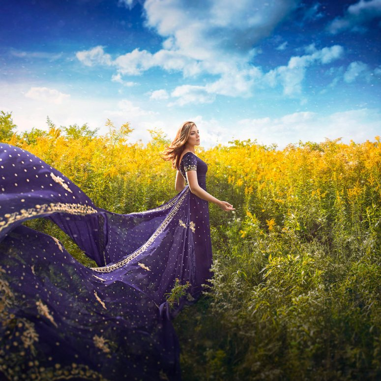 """The Winds of Summer"" featuring Madeline Shayne Photography"