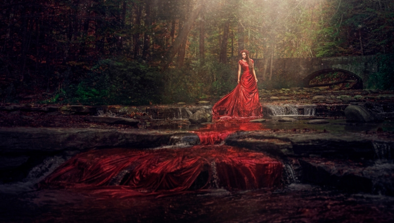 The River Ran Scarlet