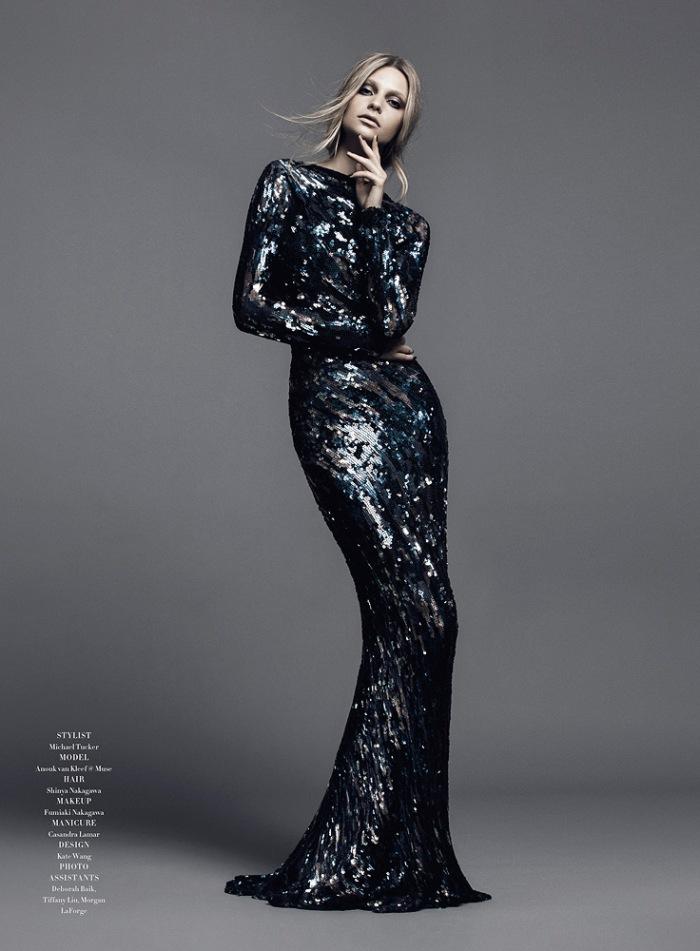 Anouk  Fashion Gone Rogue, November 2013