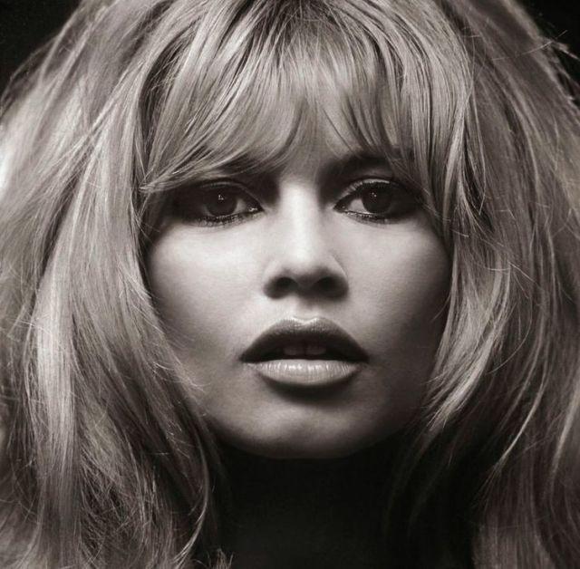Brigitte Bardot Face 1965 | Douglas Kirkland